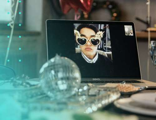 Zoom into the Holidays: How to Create a Memorable Experience Using a Video Platform